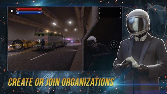 Armed Heist: Ultimate Third Person Shooting Game Android