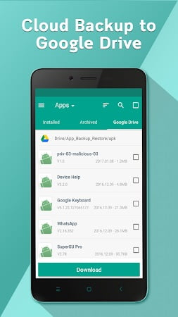 App Backup & Share Pro Android