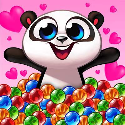 Bubble Shooter Panda Pop 01 mod apk