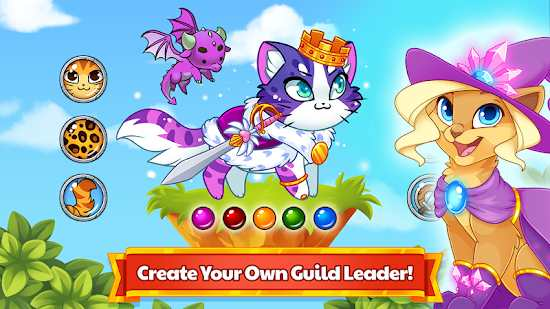 Castle Cats: Epic Story Quests Android