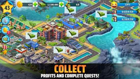 City Island5 Android