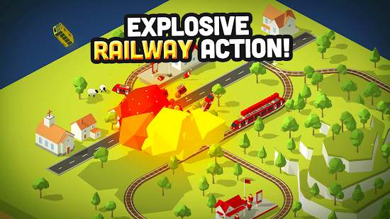 Conduct THIS! – Train Action Mod Apk
