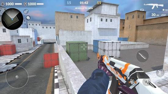 Critical Strike CS: Counter Terrorist Online FPS Mod Apk