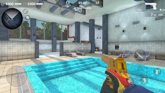 Critical Strike CS: Counter Terrorist Online FPS Apk