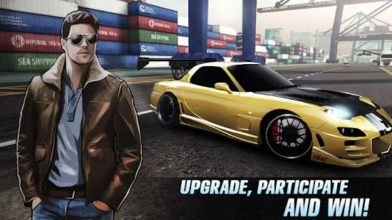 Drag Battle racing Android