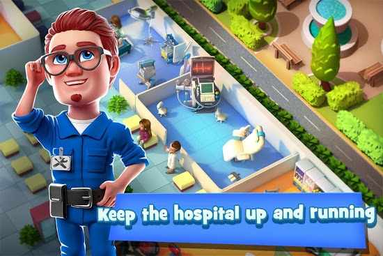 Dream Hospital – Health Care Manager Android