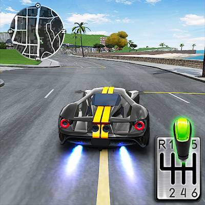 Drive for Speed Simulator 01 mod apk