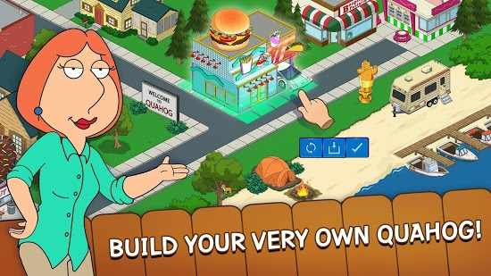 Family Guy The Quest for Stuff Android