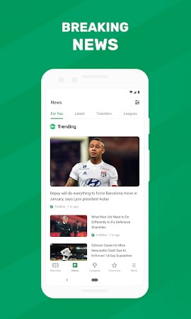 Soccer Scores Pro – FotMob Android