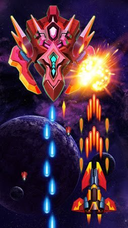 Galaxy Invaders: Alien Shooter Android
