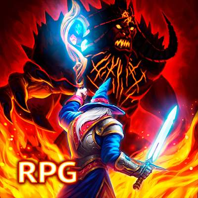 Guild of Heroes Magic RPG Wizard game 01 mod apk