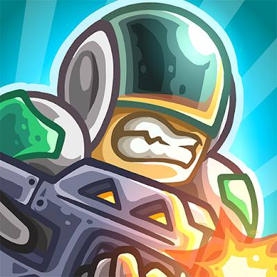 Iron Marines RTS Offline Real Time Strategy Game 01 mod apk