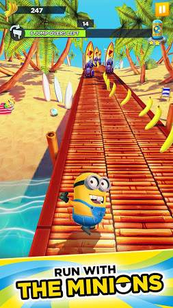 Despicable Me: Minion Rush Android