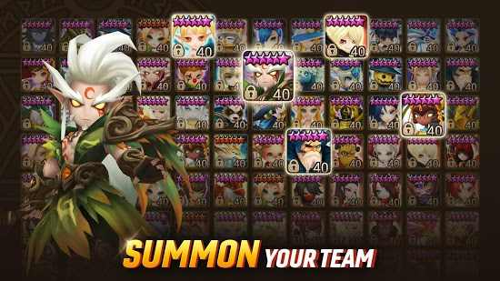 Summoners War Sky Arena Apk