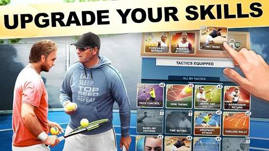 TOP SEED Tennis: Sports Management Apk