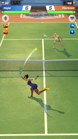 Tennis Clash: 3D Free Multiplayer Sports Games Android
