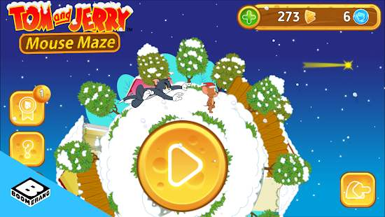 Tom Jerry Mouse Maze FREE