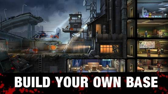 Zero City: Zombie games for Survival in a shelter Mod Apk