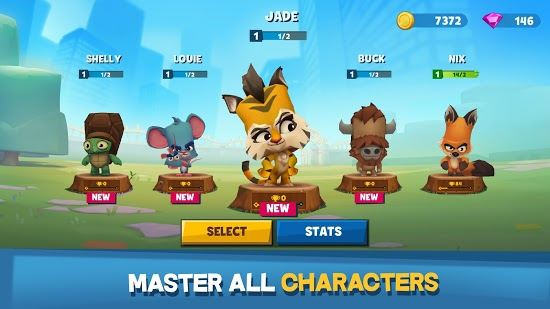 Zooba: Free-For-All Battle Game Apk