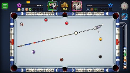 8ball pool Android