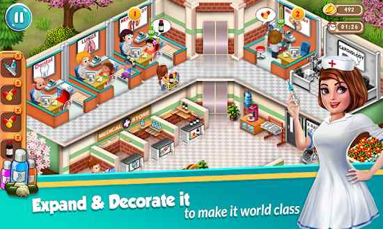 Doctor Dash : Hospital Game Android