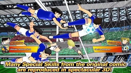 Captain Tsubasa Dream Team Android