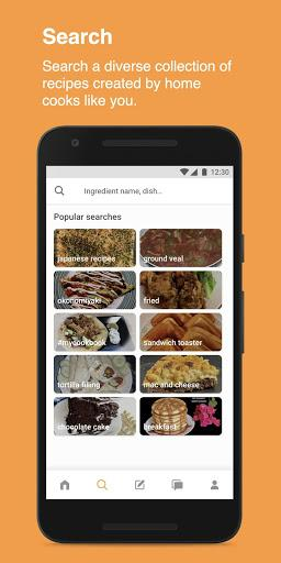 Cookpad Create your own Recipes Android