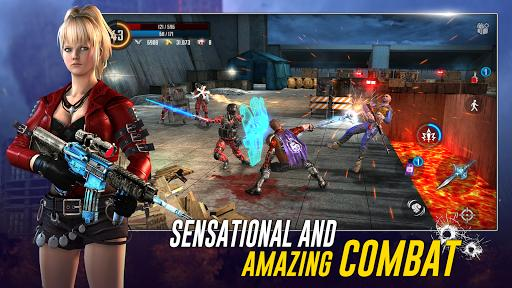 Dark Prison PVP Survival Action Game Android