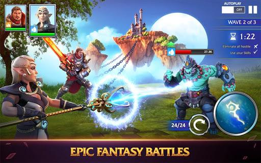 Fantasy Forge Android