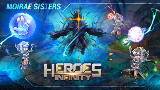 Heroes Infinity God Warriors Android