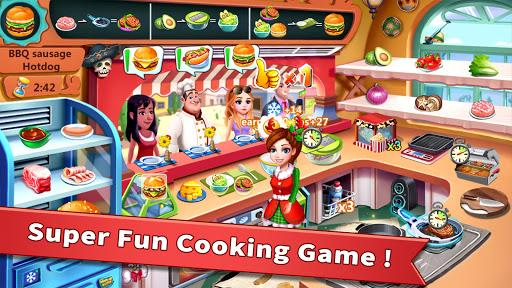 Rising Super Chef 2 Cooking Game Mod Apk