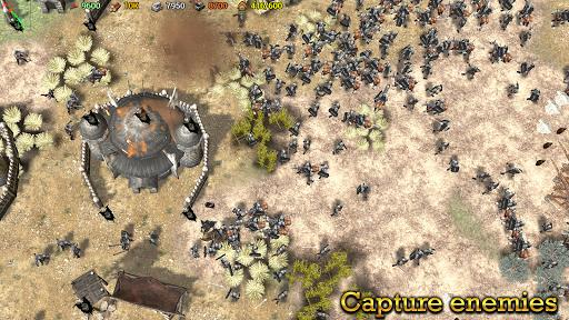 Shadow of the Empire RTS Android
