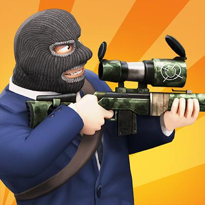 Snipers vs Thieves 01 mod apk