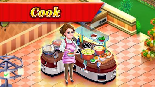 Star Chef Cooking Restaurant Game Mod Apk