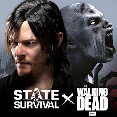 State of Survival The Walking Dead Collaboration 01 mod apk