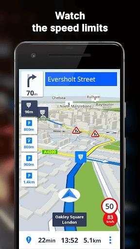 Sygic GPS Navigation & Offline Maps Android