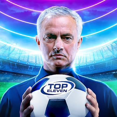 Top Eleven 2021 Be a Soccer Manager 01 mod apk