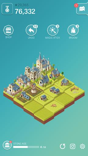 Age of 2048 Civilization City Building Games Android
