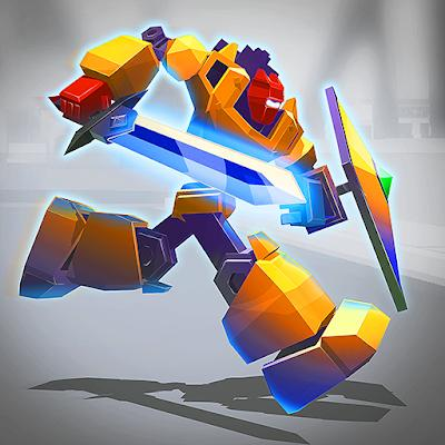 Armored Squad Mechs vs Robots 01 mod apk