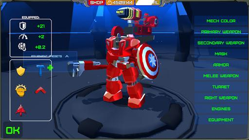 Armored Squad Mechs vs Robots Mod Apk