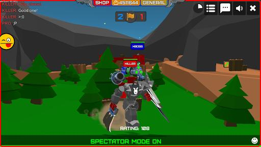 Armored Squad Mechs vs Robots Apk