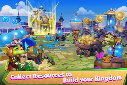 Castle Clash Rise of Beasts Android