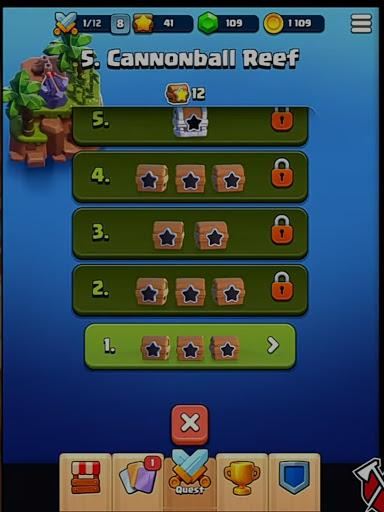 Clash Quest Android