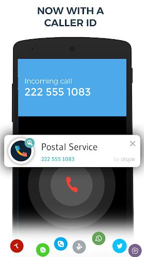 Contacts Phone Dialer drupe Android