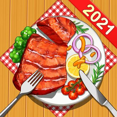 Cooking Hot My Restaurant Cooking Game 01 mod apk