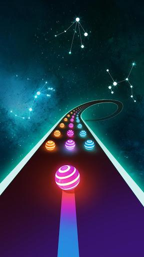 Dancing Road Colour Ball Run Android