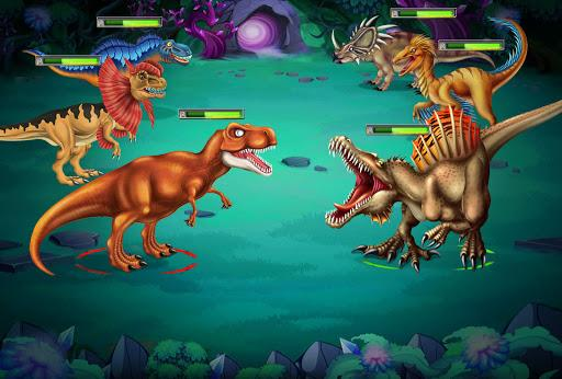 Dino Battle Android