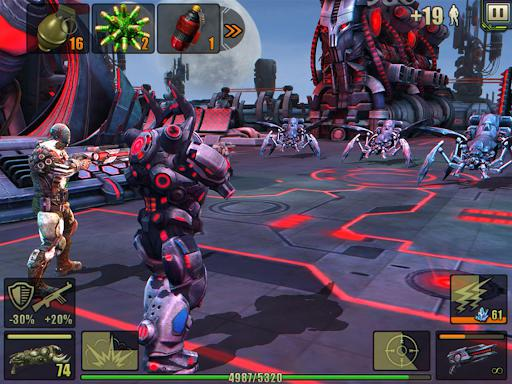 Earth Protect Squad Third Person Shooting Game Mod Apk
