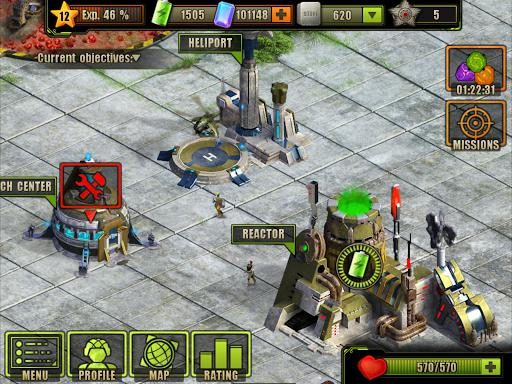 Earth Protect Squad Third Person Shooting Game Apk
