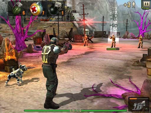 Earth Protect Squad Third Person Shooting Game Android